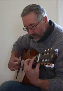 adrian doyle flamenco guitar