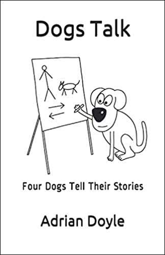 dogs talk cover